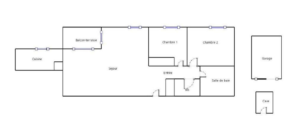 Appartement à vendre 3 64.48m2 à Le Cannet vignette-12