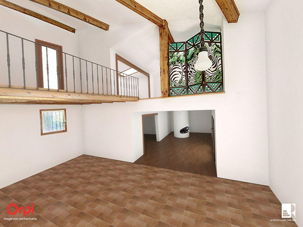 Maison à vendre 9 220m2 à Cagnes-sur-Mer vignette-1