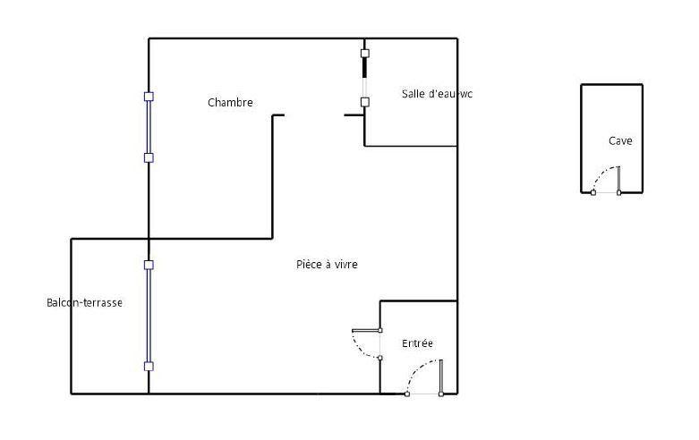 Appartement à vendre 2 45m2 à Cannes vignette-10