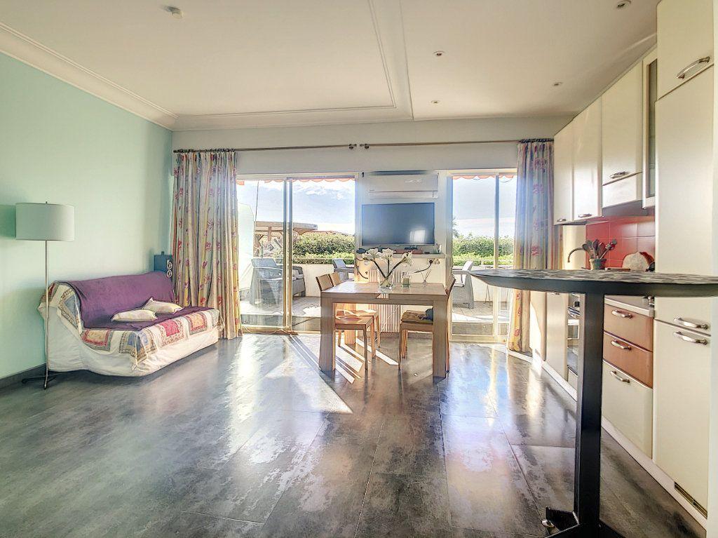 Appartement à vendre 1 34.32m2 à Villeneuve-Loubet vignette-3