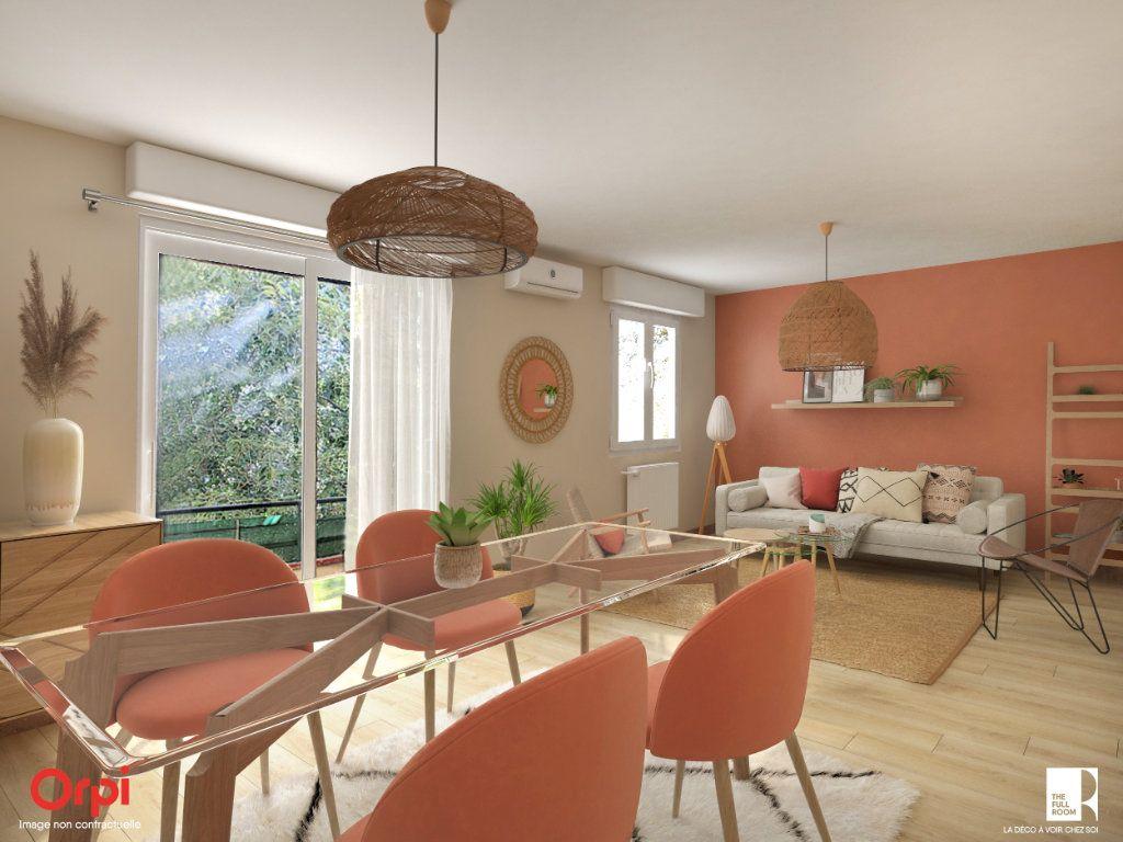 Appartement à vendre 2 72m2 à Antibes vignette-1