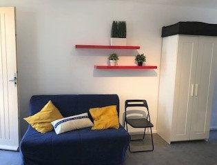Appartement à louer 1 26.6m2 à Lyon 8 vignette-10