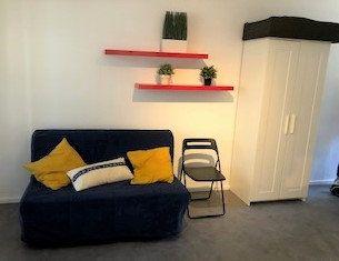 Appartement à louer 1 26.6m2 à Lyon 8 vignette-11