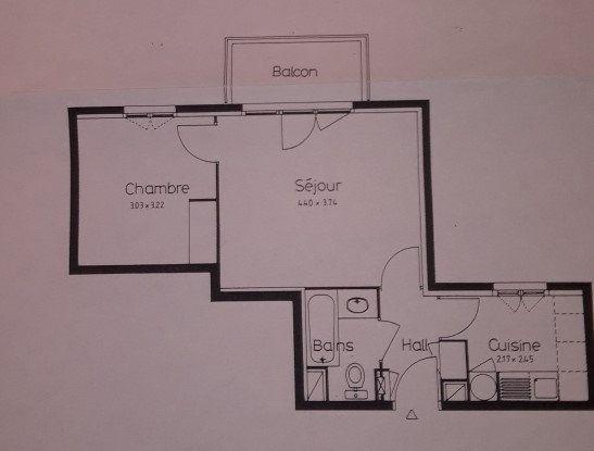 Appartement à vendre 2 37.69m2 à Lyon 3 vignette-5