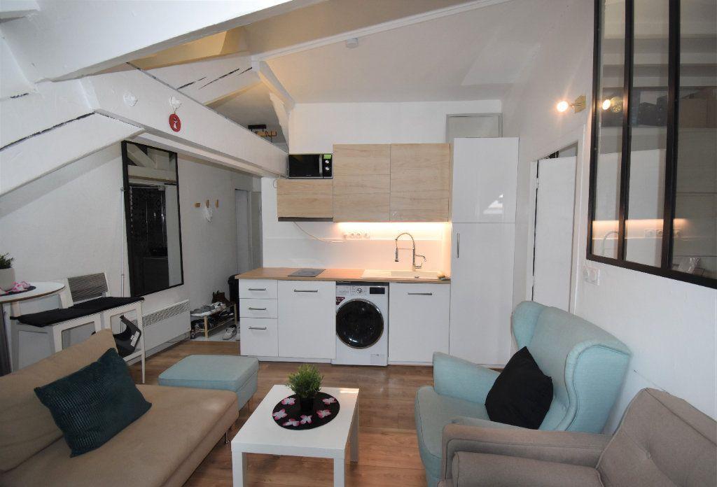 Appartement à louer 2 33.04m2 à Lyon 8 vignette-2
