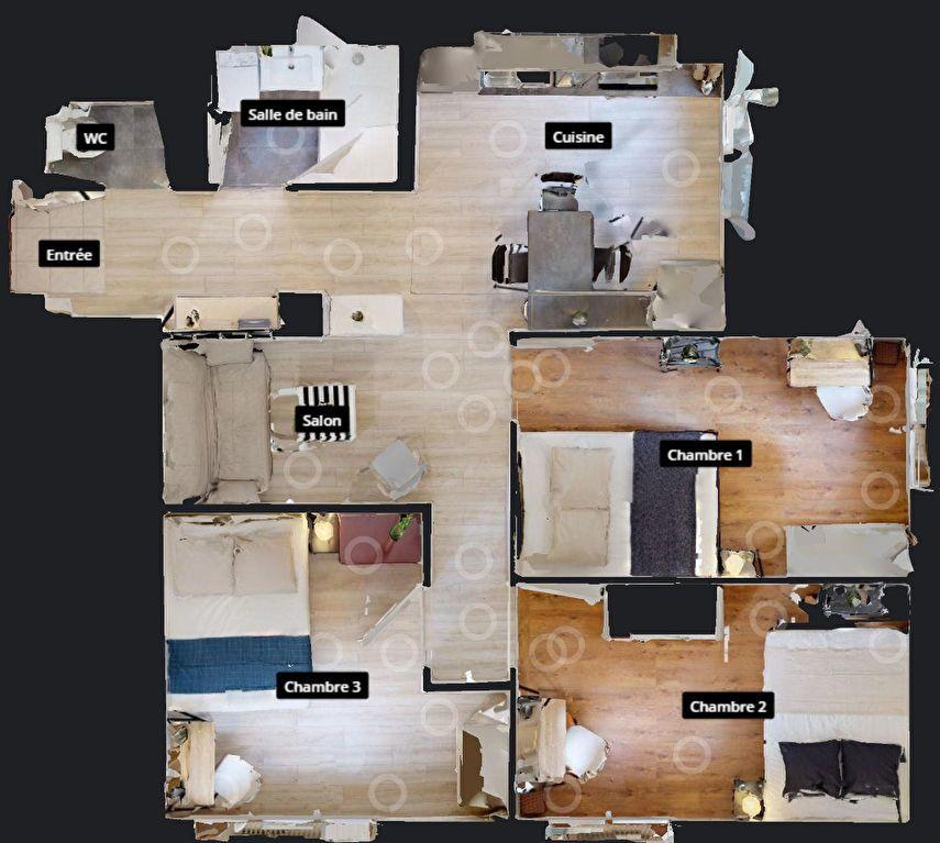 Appartement à vendre 4 49m2 à Lyon 8 vignette-12