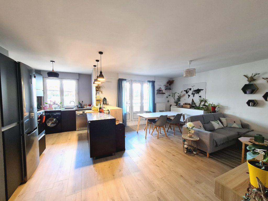 Appartement à vendre 4 80.18m2 à Lyon 3 vignette-2