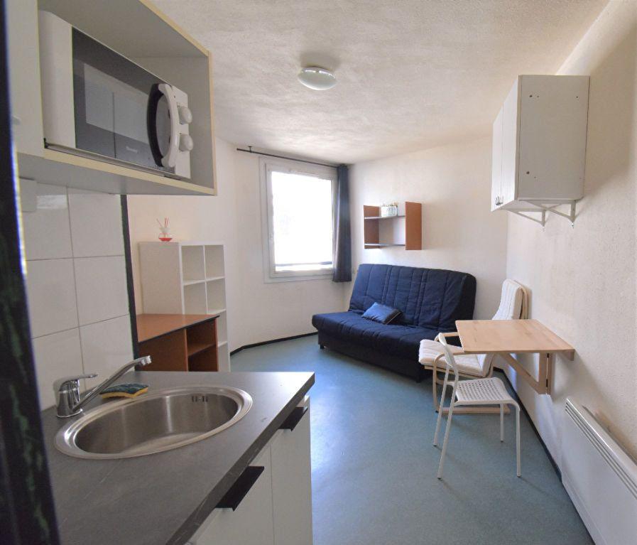 Appartement à louer 1 19.49m2 à Lyon 3 vignette-1