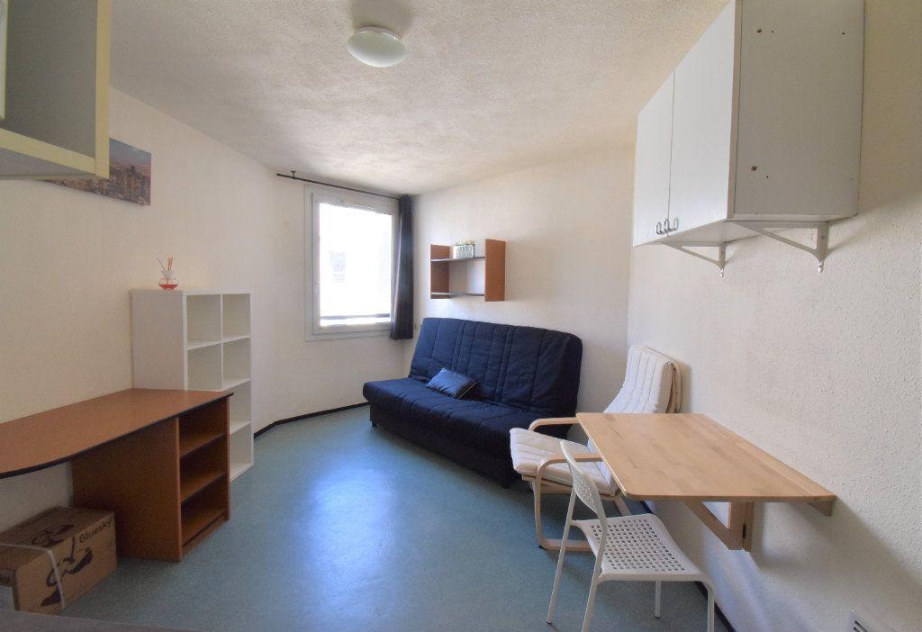 Appartement à louer 1 19.49m2 à Lyon 3 vignette-2