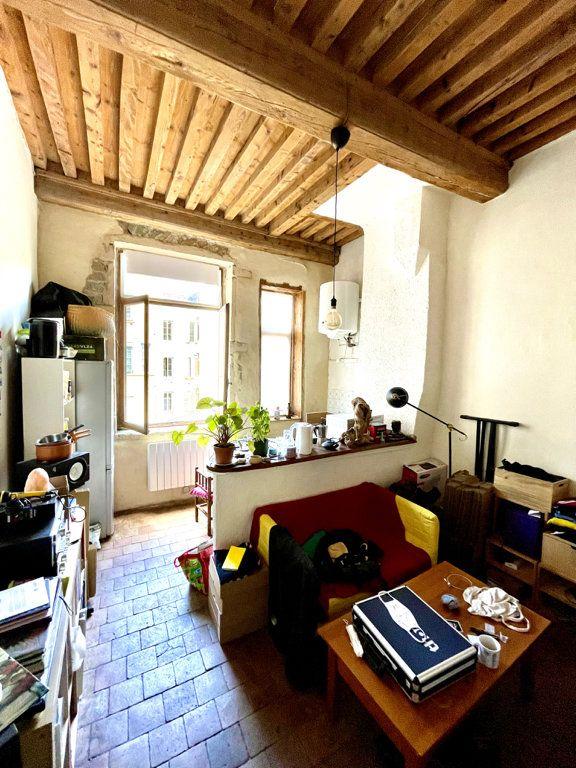 Appartement à vendre 1 23m2 à Lyon 4 vignette-1