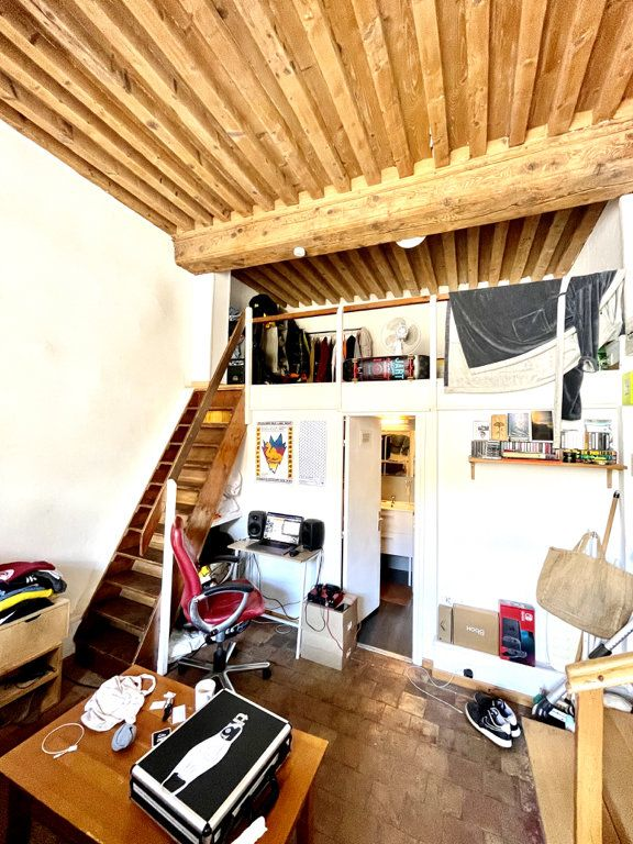 Appartement à vendre 1 23m2 à Lyon 4 vignette-2