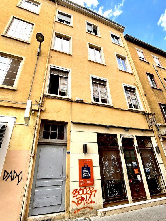 Appartement à vendre 1 23m2 à Lyon 4 vignette-3