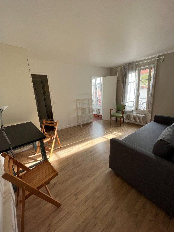 Appartement à louer 1 21.54m2 à Paris 20 vignette-1