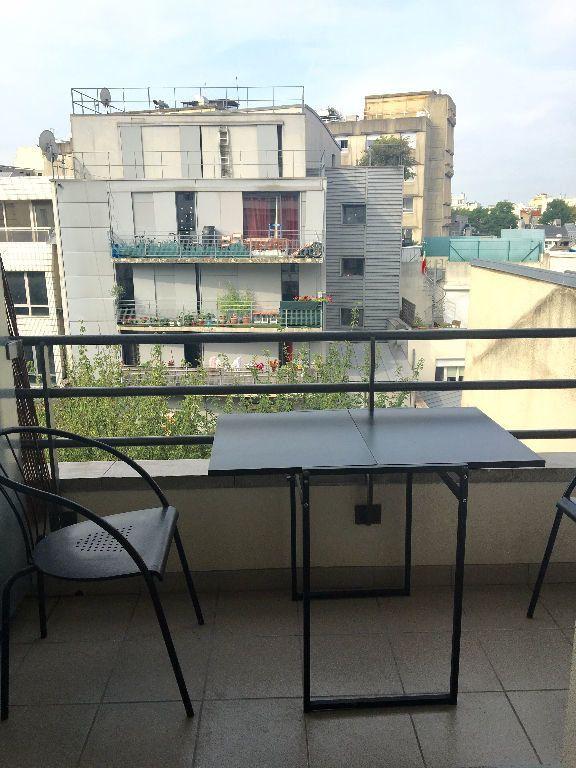 Appartement à louer 1 28.3m2 à Paris 20 vignette-3