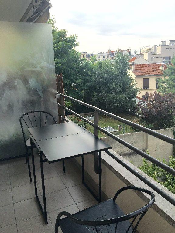 Appartement à louer 1 28.3m2 à Paris 20 vignette-4