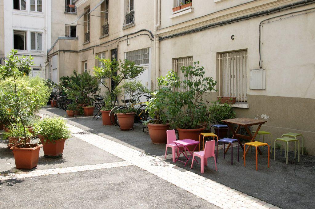 Appartement à louer 1 24.75m2 à Paris 20 vignette-7