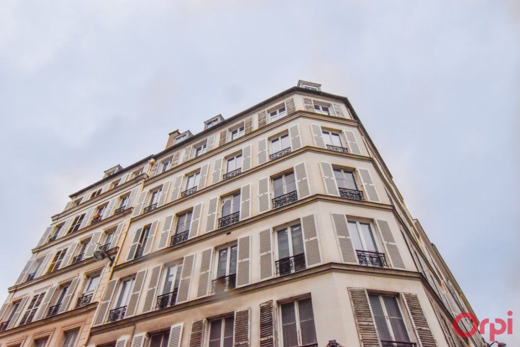 Appartement à vendre 1 7.6m2 à Paris 11 vignette-1