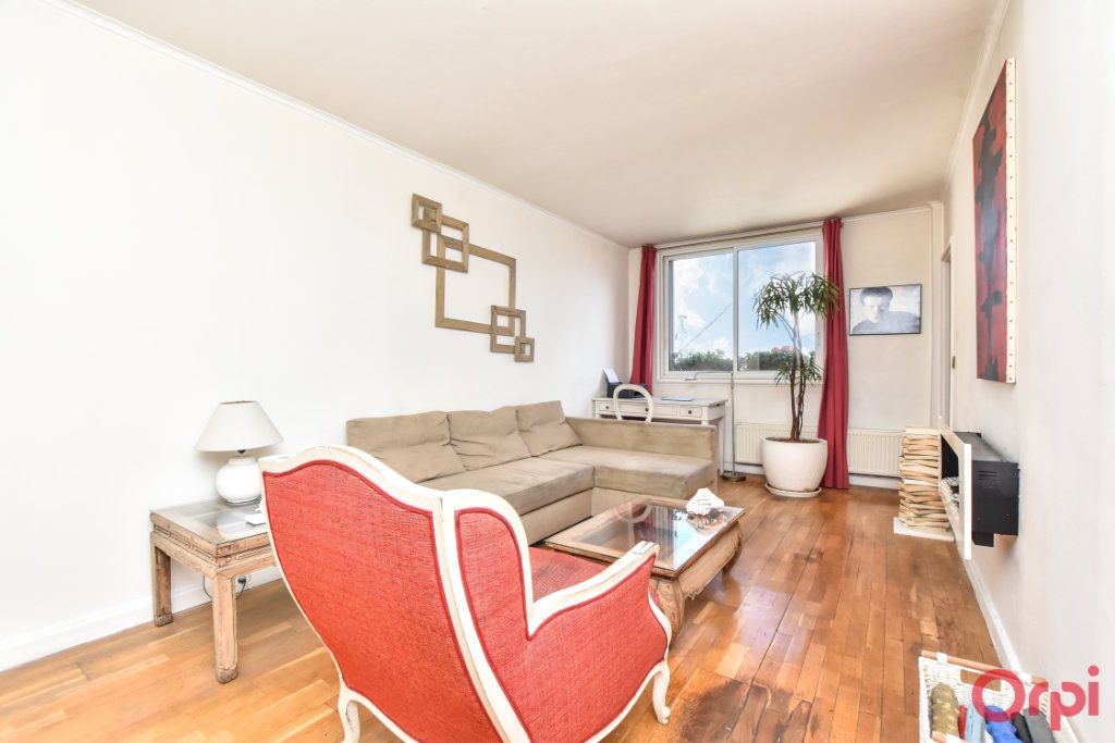 Appartement à vendre 2 48m2 à Paris 20 vignette-1