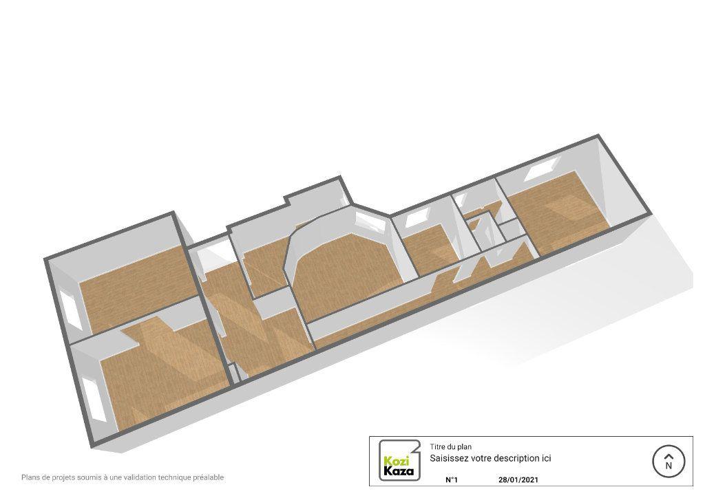 Appartement à vendre 4 91.05m2 à Paris 12 vignette-2