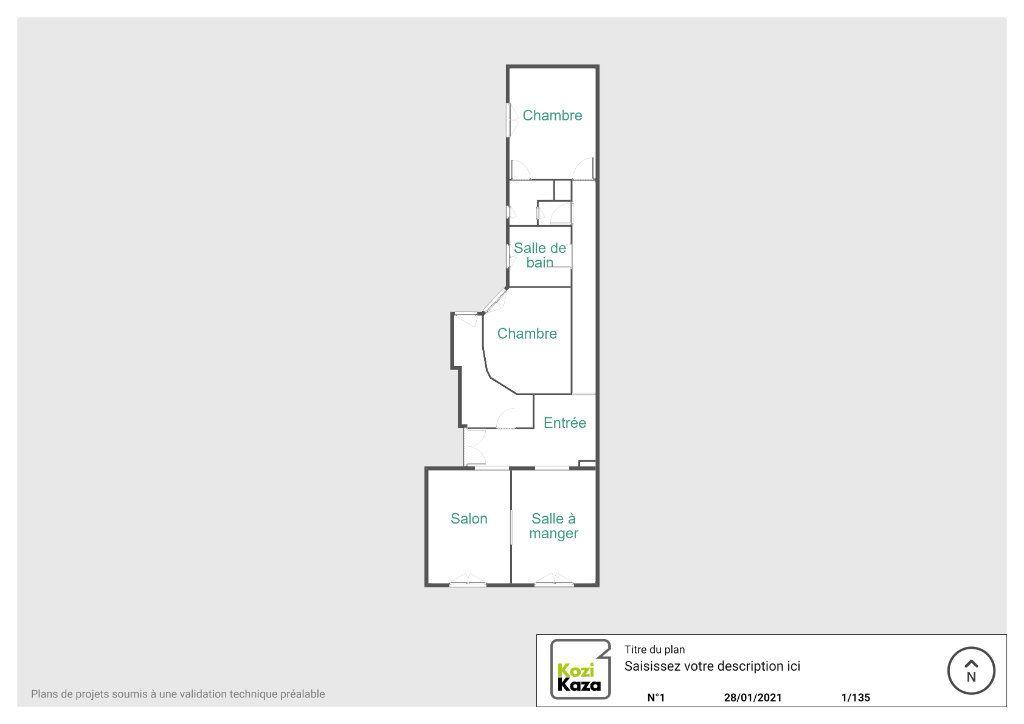 Appartement à vendre 4 91.05m2 à Paris 12 vignette-10