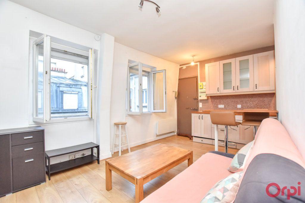 Appartement à vendre 1 28m2 à Paris 20 vignette-6