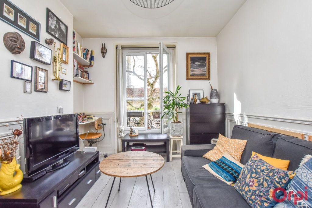 Appartement à vendre 2 31.3m2 à Paris 20 vignette-2