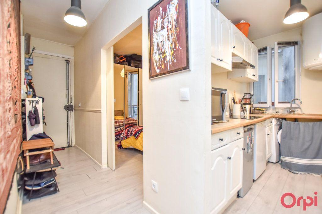 Appartement à vendre 2 31.3m2 à Paris 20 vignette-3