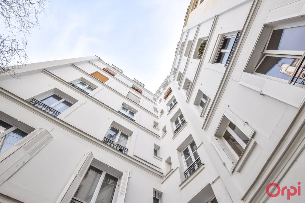 Appartement à vendre 2 31.3m2 à Paris 20 vignette-7