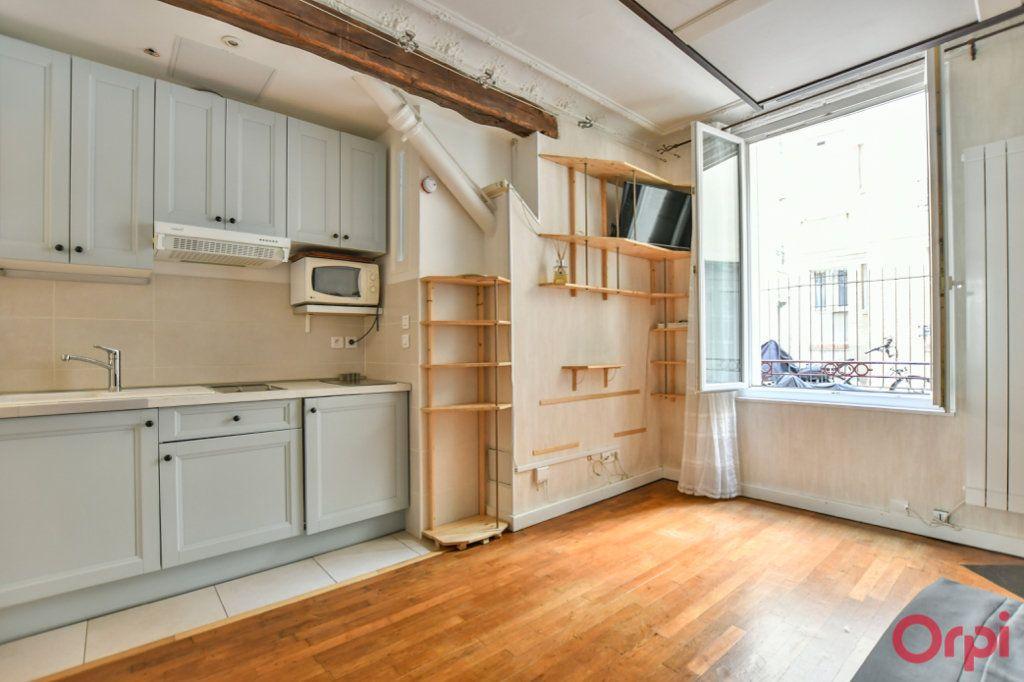 Appartement à vendre 1 27m2 à Paris 12 vignette-3