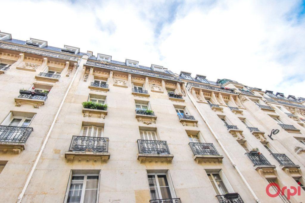 Appartement à vendre 1 27m2 à Paris 12 vignette-8