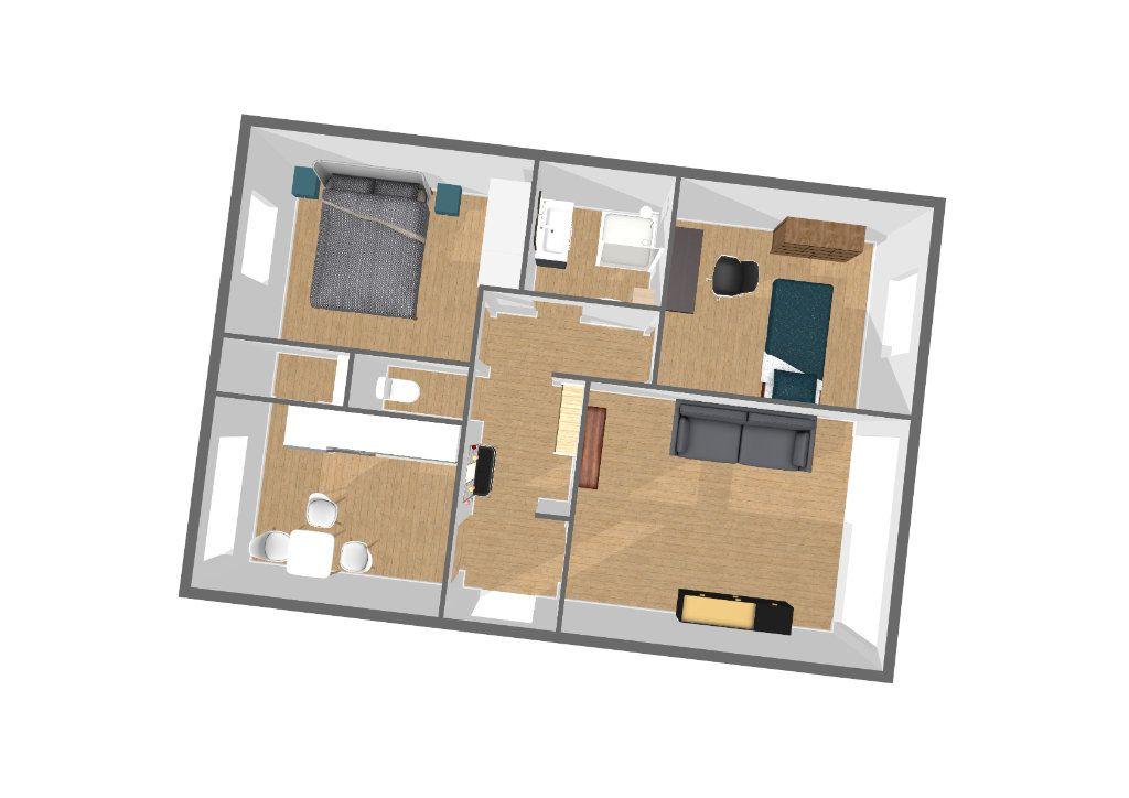 Appartement à vendre 3 57.5m2 à Bondy vignette-10