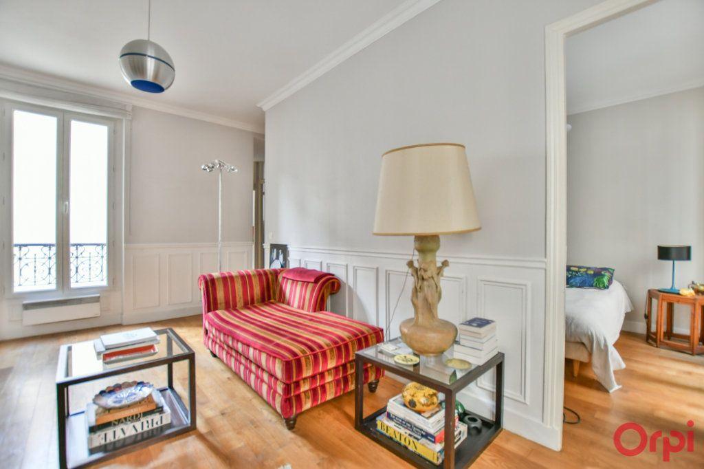 Appartement à vendre 2 45m2 à Paris 14 vignette-5