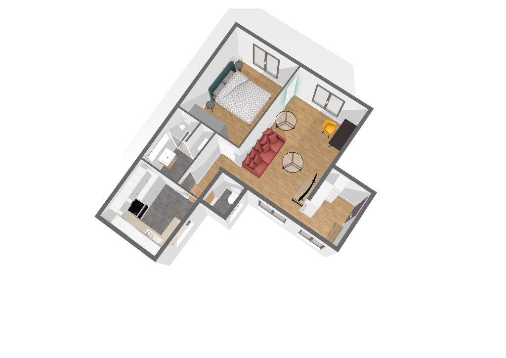 Appartement à vendre 2 45m2 à Paris 14 vignette-13