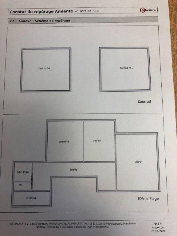 Appartement à vendre 2 49.41m2 à Paris 19 vignette-10