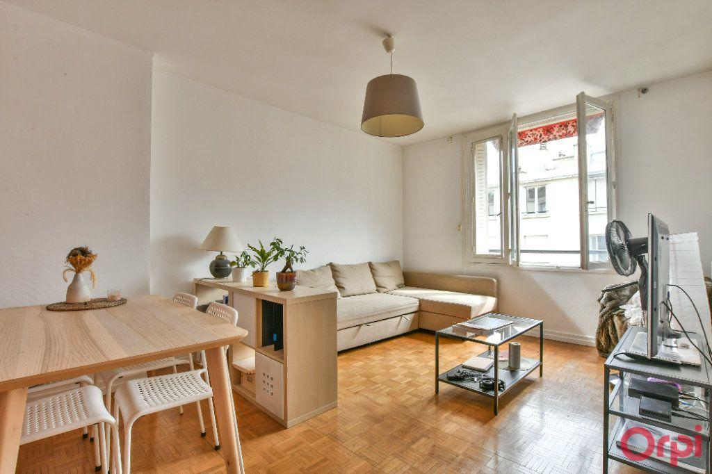 Appartement à vendre 2 51.1m2 à Paris 11 vignette-2