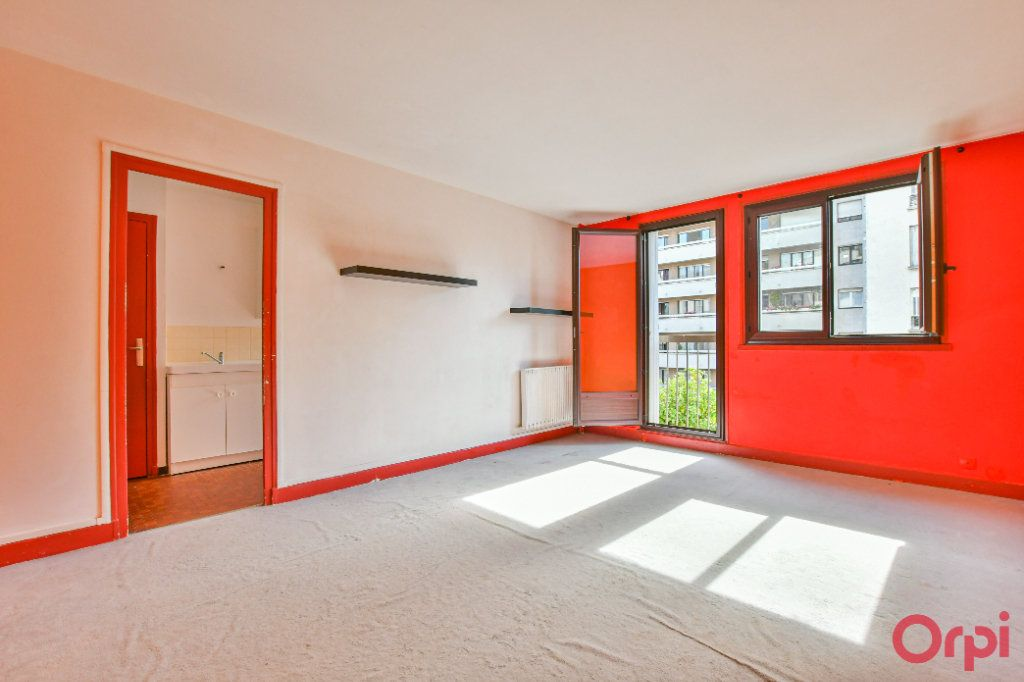Appartement à vendre 2 51m2 à Paris 20 vignette-1