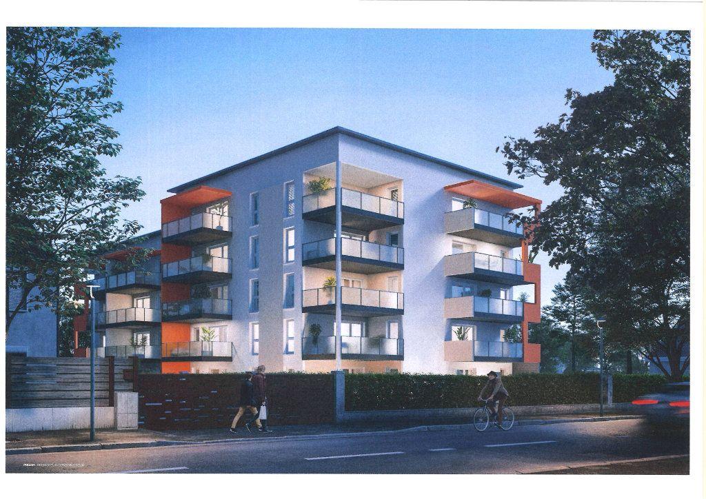 Appartement à vendre 3 62.71m2 à Rumilly vignette-1