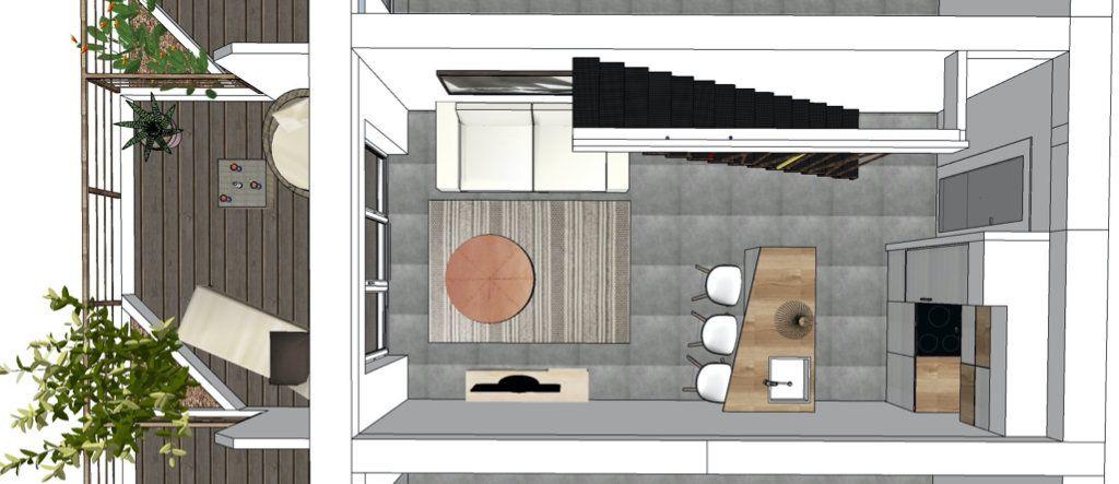 Appartement à vendre 3 55m2 à Poisy vignette-4