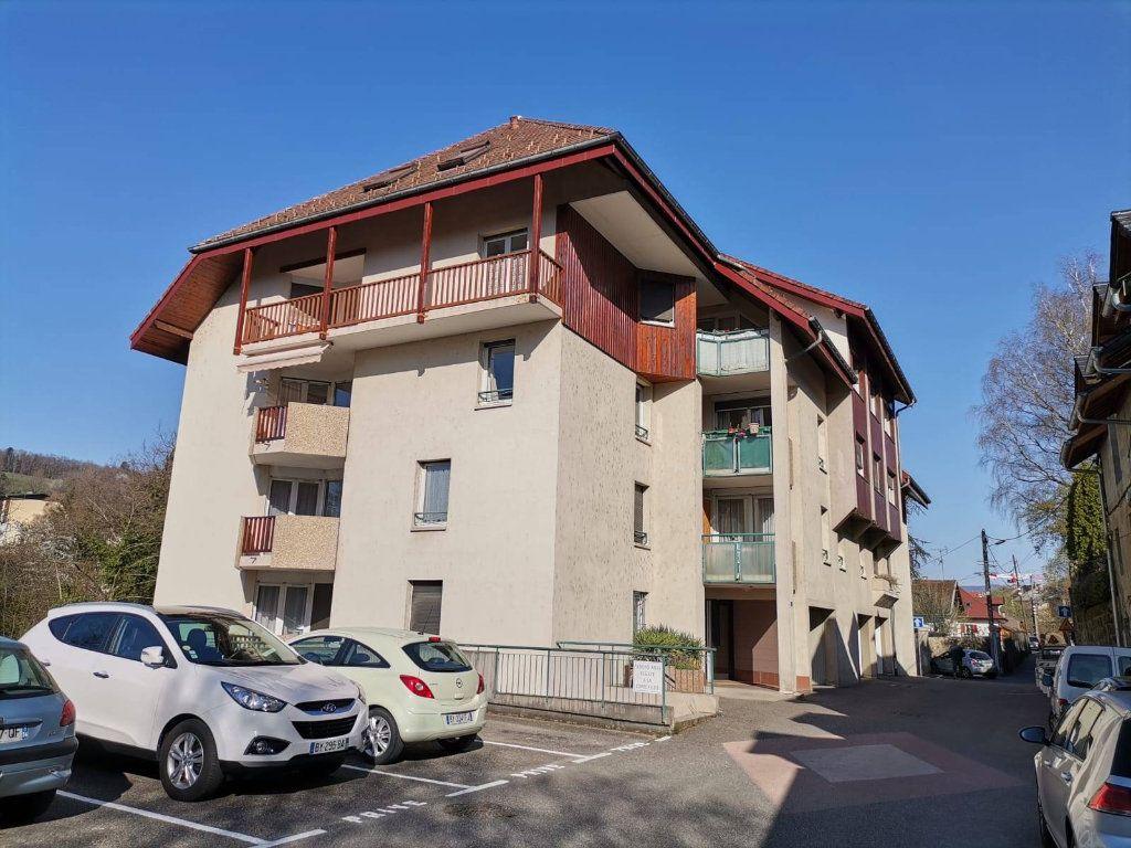 Appartement à vendre 2 49.85m2 à Rumilly vignette-1