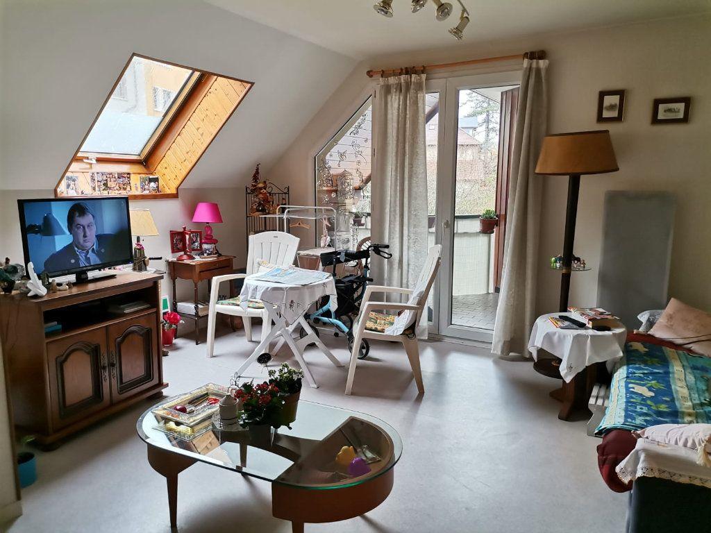 Appartement à vendre 2 49.85m2 à Rumilly vignette-2