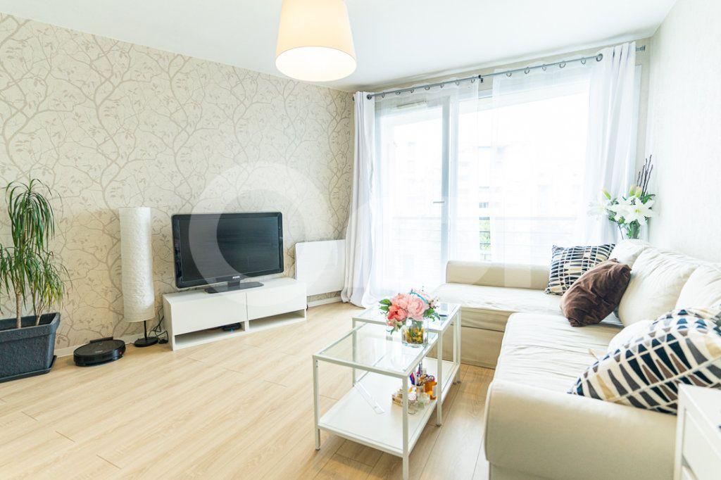 Appartement à vendre 2 40m2 à Cergy vignette-1