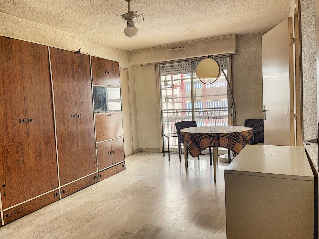 Appartement à vendre 1 31.62m2 à Golfe Juan - Vallauris vignette-1