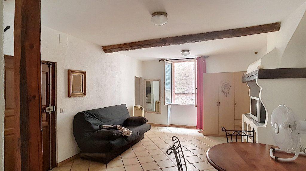 Appartement à louer 1 29.98m2 à Antibes vignette-2