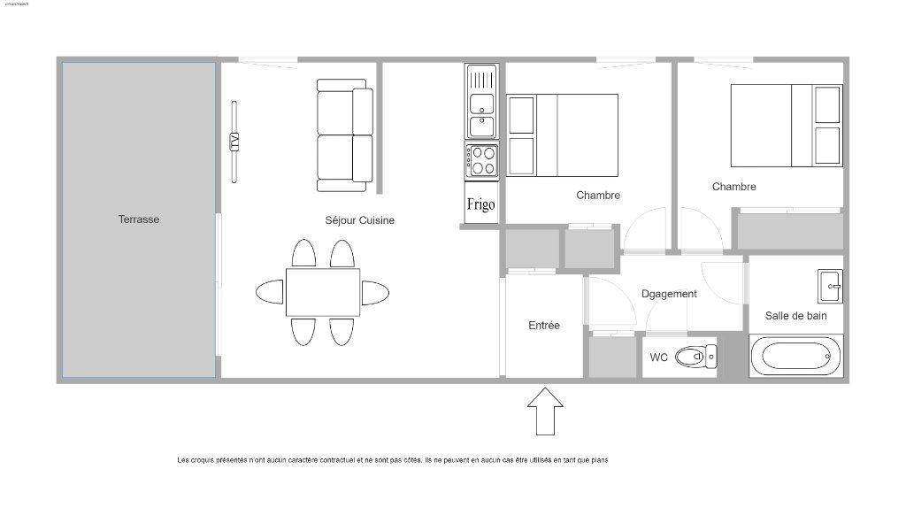Appartement à vendre 3 52m2 à Antibes vignette-5