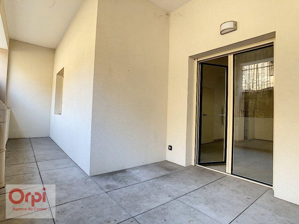 Appartement à louer 2 43.29m2 à Vallauris vignette-1
