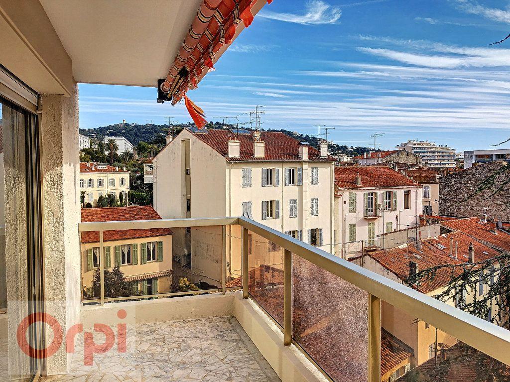 Appartement à vendre 2 44.7m2 à Cannes vignette-1