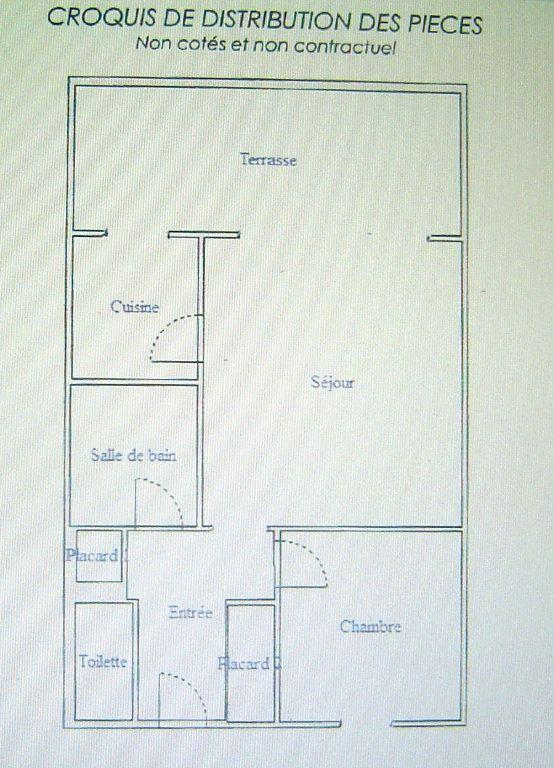 Appartement à vendre 2 30m2 à Golfe Juan - Vallauris vignette-2