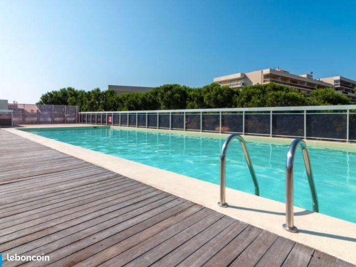 Appartement à vendre 2 30m2 à Golfe Juan - Vallauris vignette-7