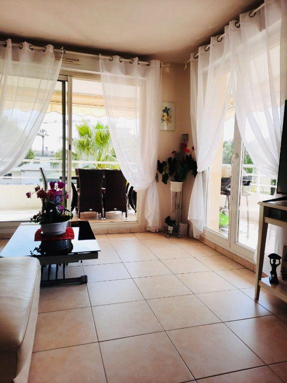 Appartement à vendre 3 53m2 à Golfe Juan - Vallauris vignette-5