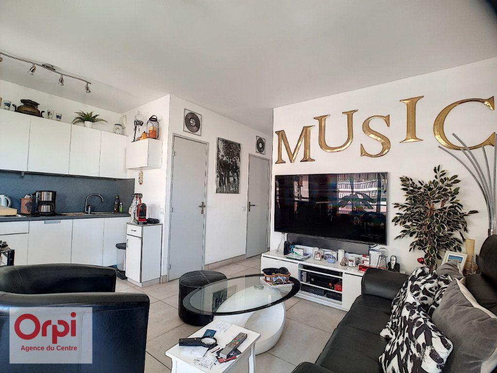 Appartement à vendre 2 37m2 à Golfe Juan - Vallauris vignette-2